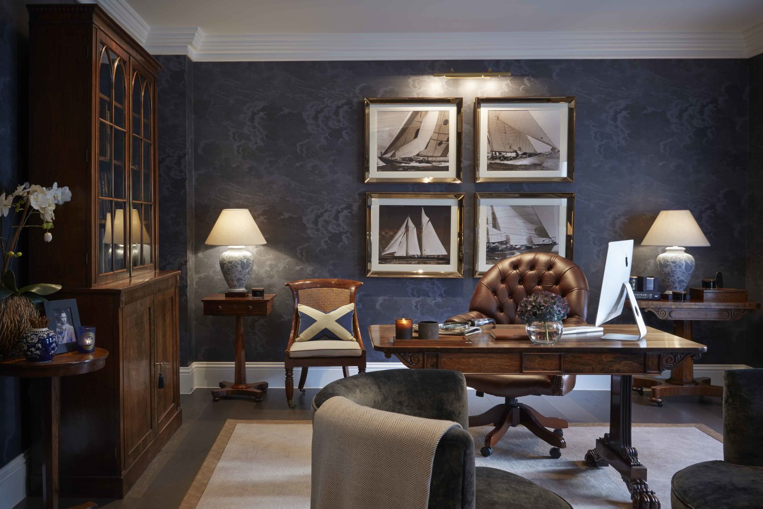 Sophie Paterson Interiors - Surrey Project - Study - Humphrey Munson Blog