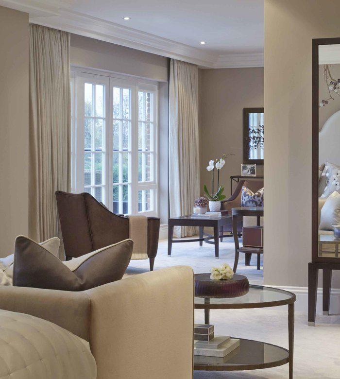 Sophie Paterson Interiors - Surrey Project - Bedroom - Humphrey Munson Blog