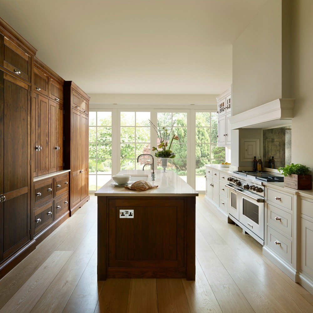 St Albans Showroom -Spenlow Kitchen - Humphrey Munson