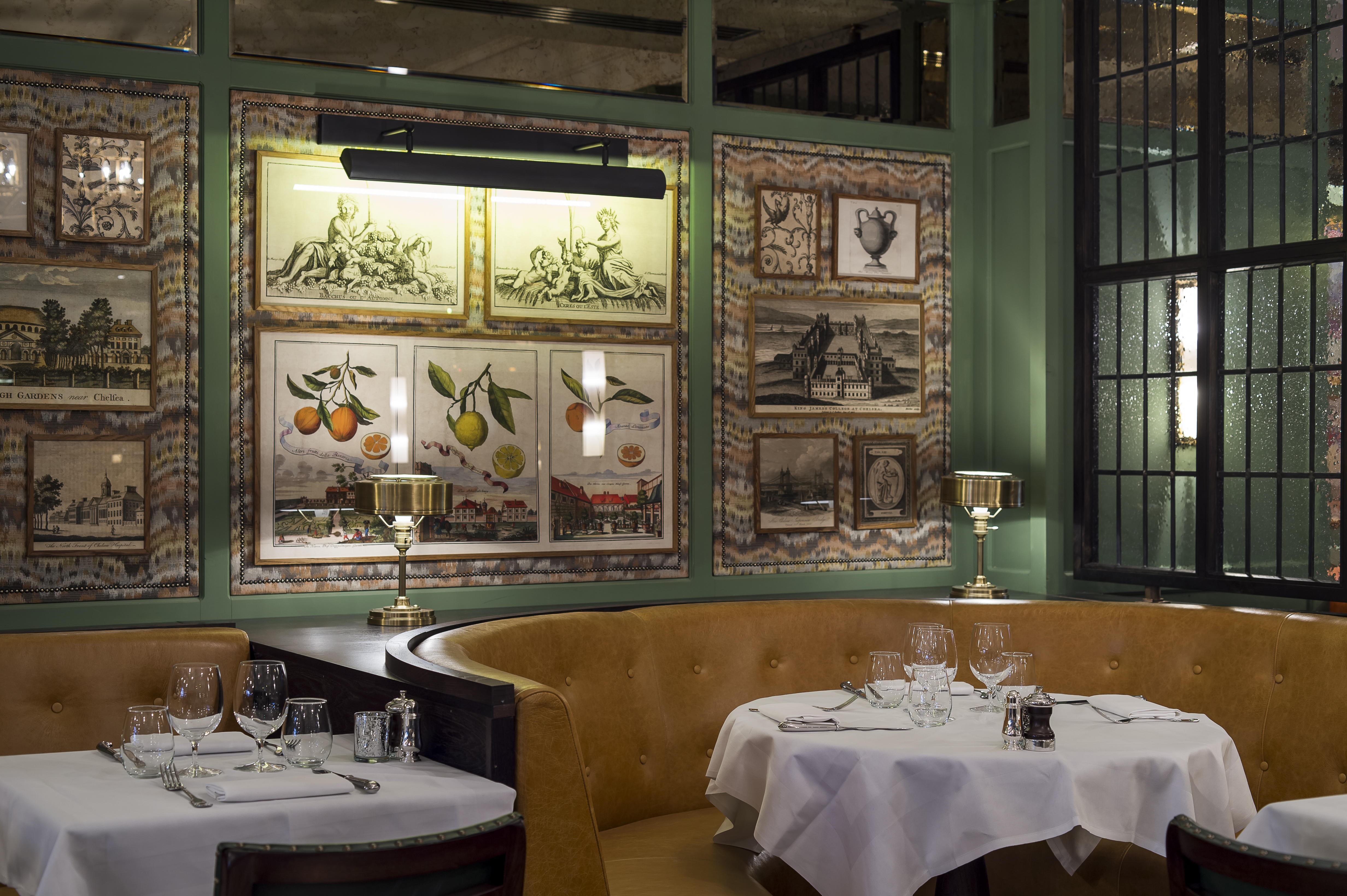 The Ivy Chelsea Garden restaurant by Paul Winch-Furness high-res (10)
