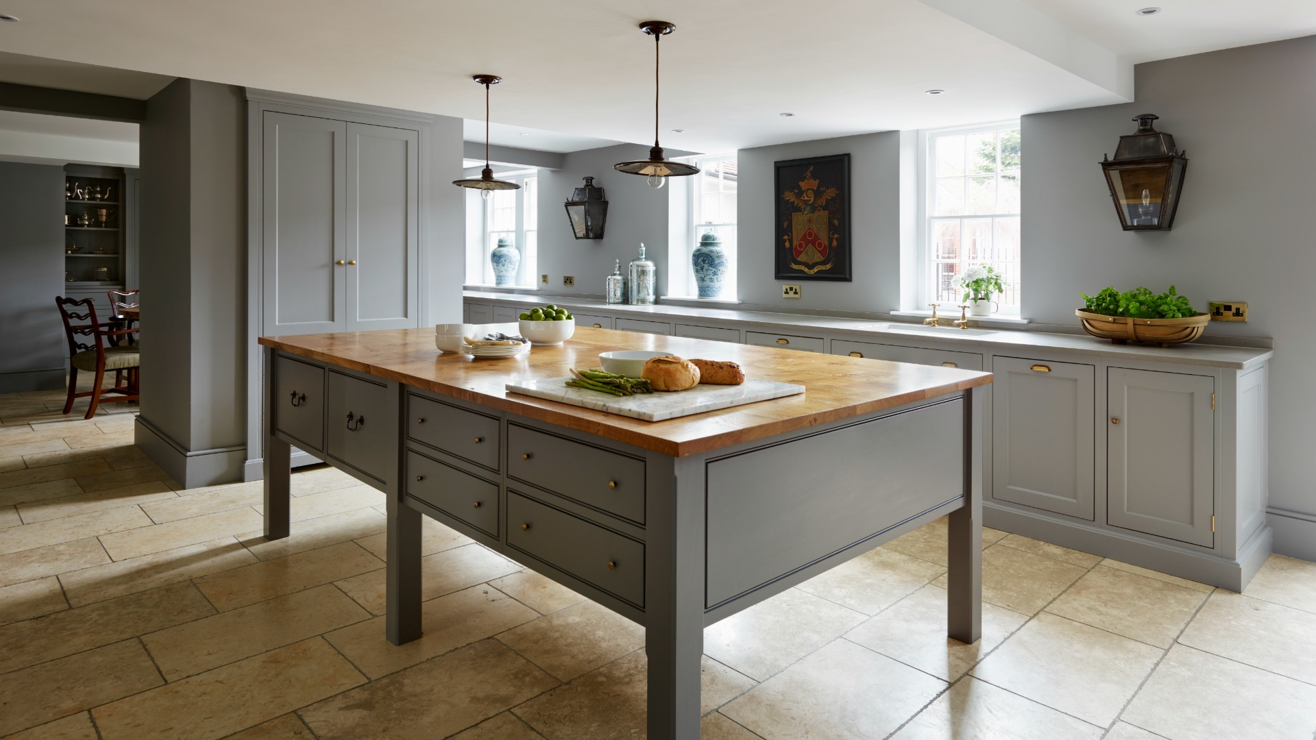 The Old Rectory Project, Nickleby Kitchen - Humphrey Munson