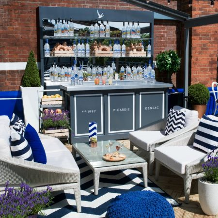 Grey Goose Summer Terrace - Harvey Nichols - Humphrey Munson Blog