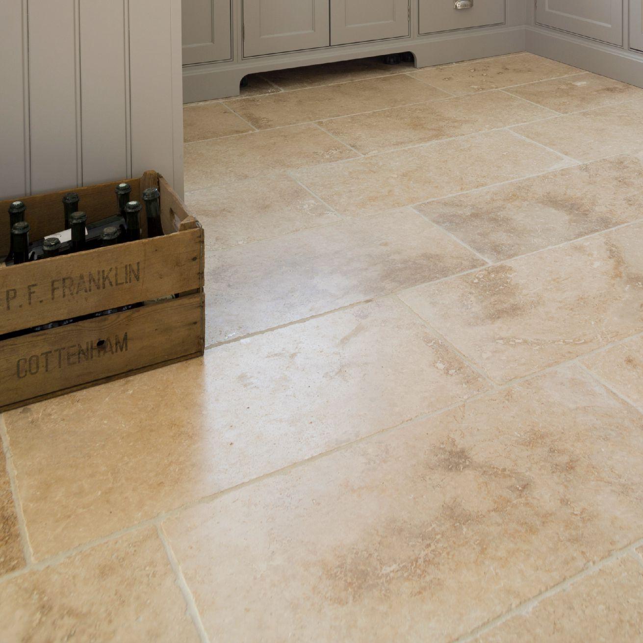 Attica Tumbled Flooring   Humphrey Munson Stone