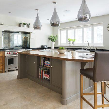 Brentwood Luxury Bespoke Kitchen - Humphrey Munson
