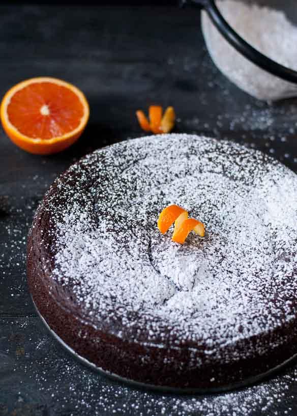 Chocolate Orange Cake - Nigella - NeighborFoodBlog - Humphrey Munson