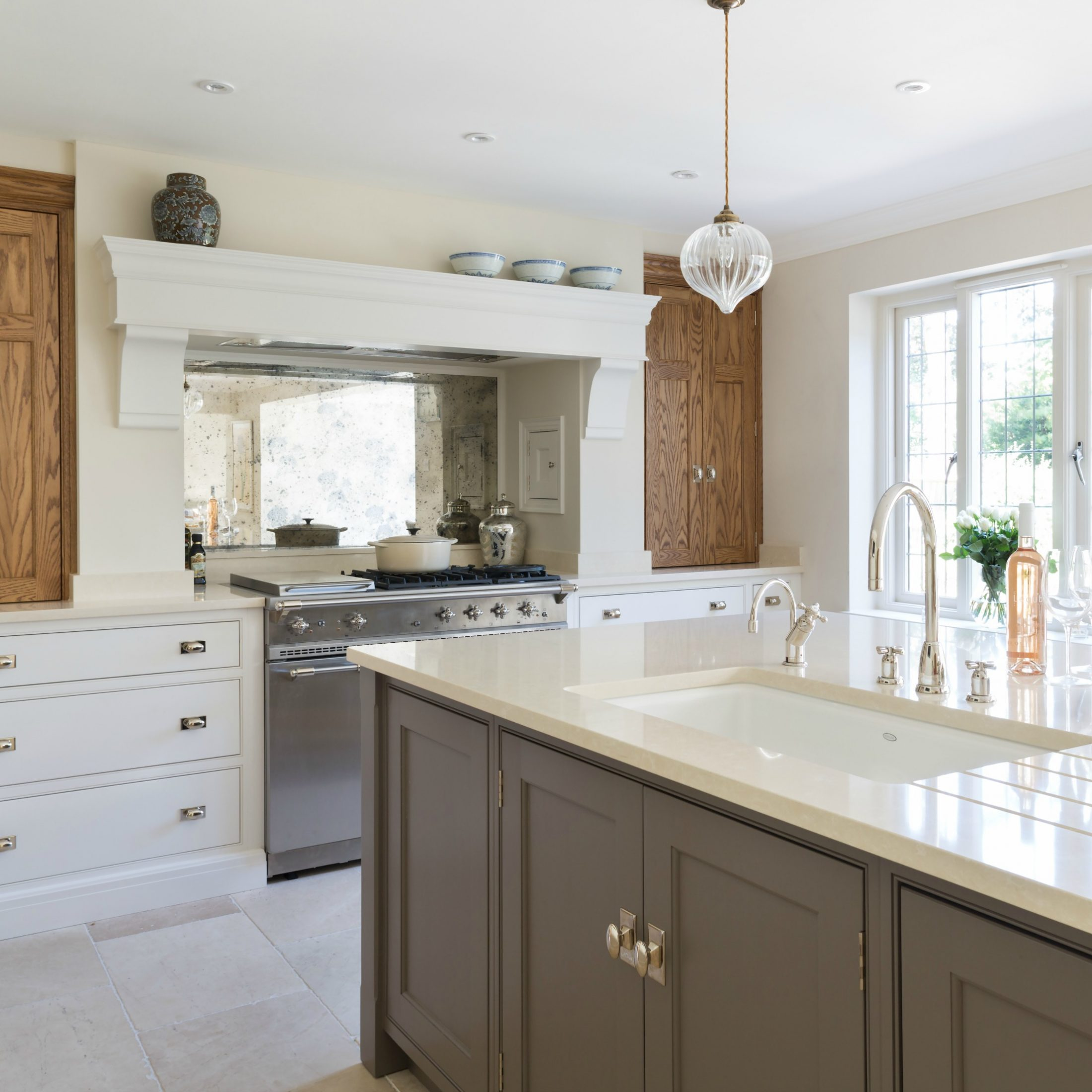 Luxury Bespoke Kitchen, Hadley Wood