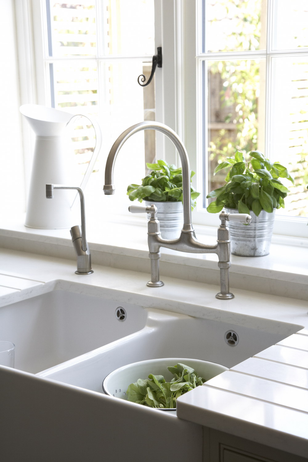 Kitchen Confidential - Classic English Country Kitchen