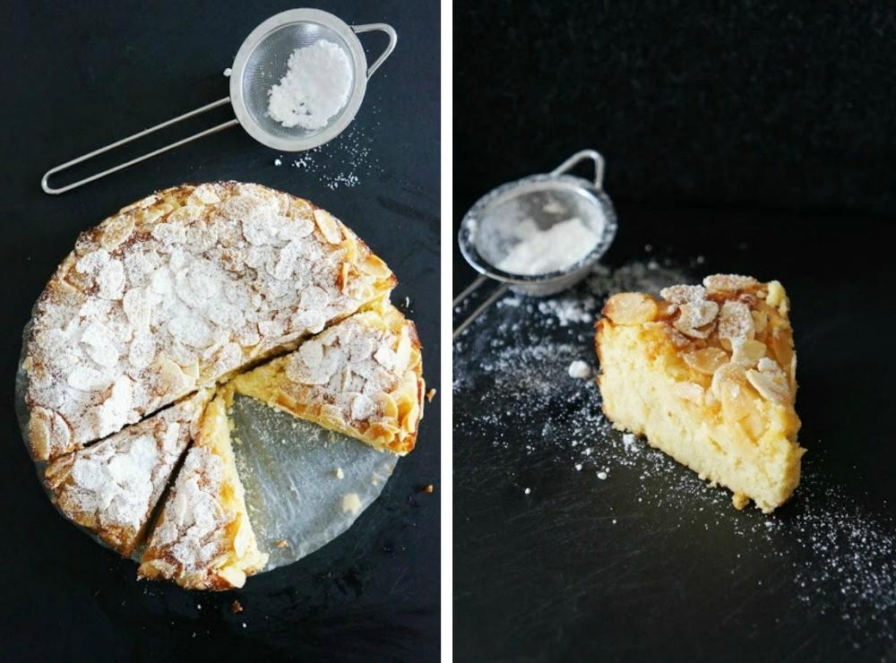 Flourless Lemon and Ricotta Cake - Humphrey Munson