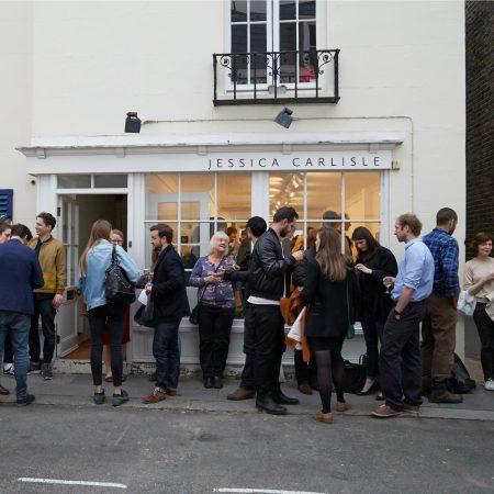 Jessica Carlisle Gallery - Hester Finch - Humphrey Munson Blog