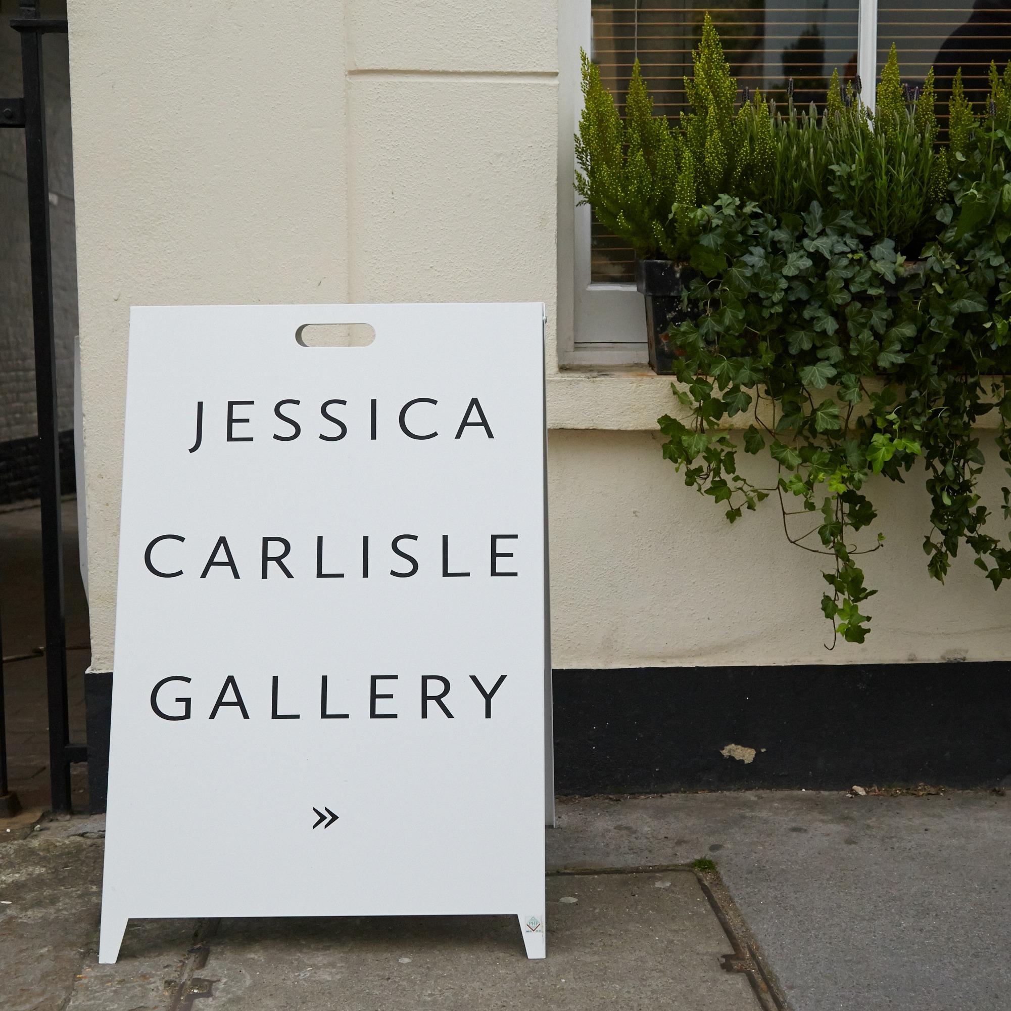 Jessica Carlisle Gallery - London - Hester Finch - Humphrey Munson Blog 1