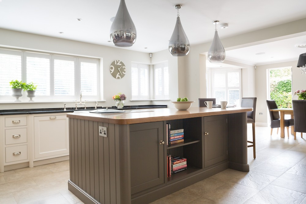 Luxe Contemporary Family Kitchen, Brentwood, Essex 14