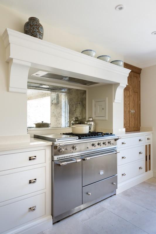 Hadley Wood - Luxury Bespoke Kitchen - Humphrey Munson