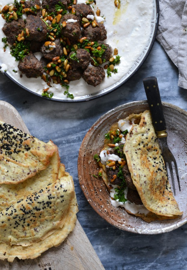 Middle Eastern Meatball with Creamy Bean Hummus and Turkish Flatbreads - Pinterest Recipes to try - Humphrey Munson Blog