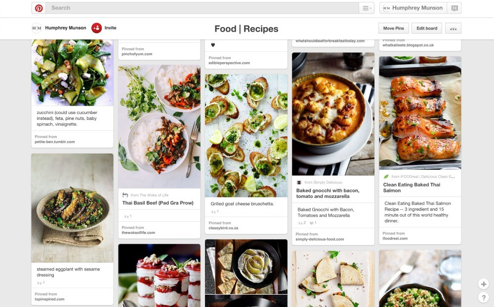 Pinterest - Recipes To Try Out - Humphrey Munson Blog