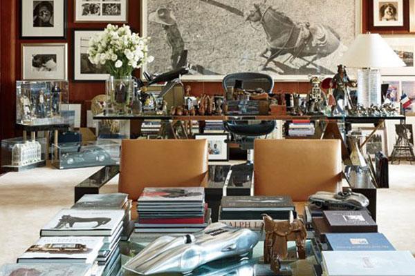 Inspiring creative workspaces for Ralph lauren nyc office