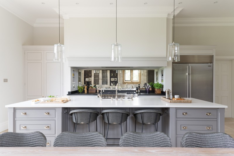 Kitchen Confidential A Luxury Bespoke Kitchen In Ascot