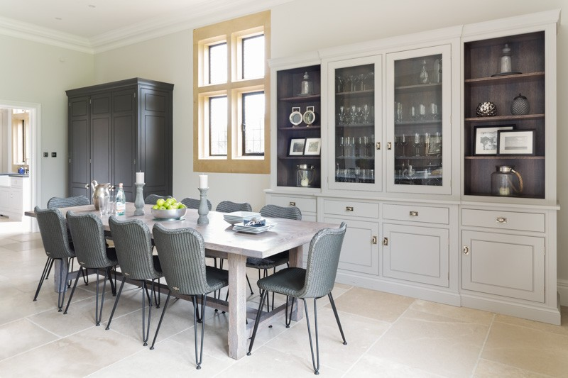 The Grange | Large open plan kitchen and dining area