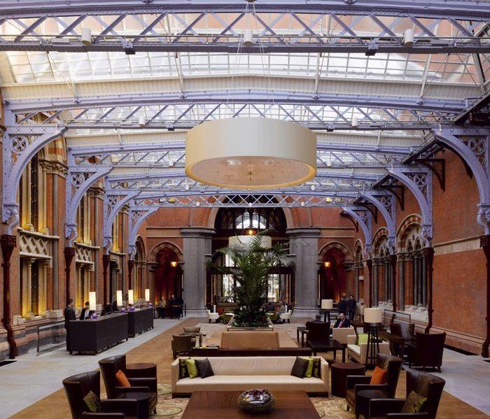 St Pancras Renaissance Hotel-London- Humphrey Munson Blog