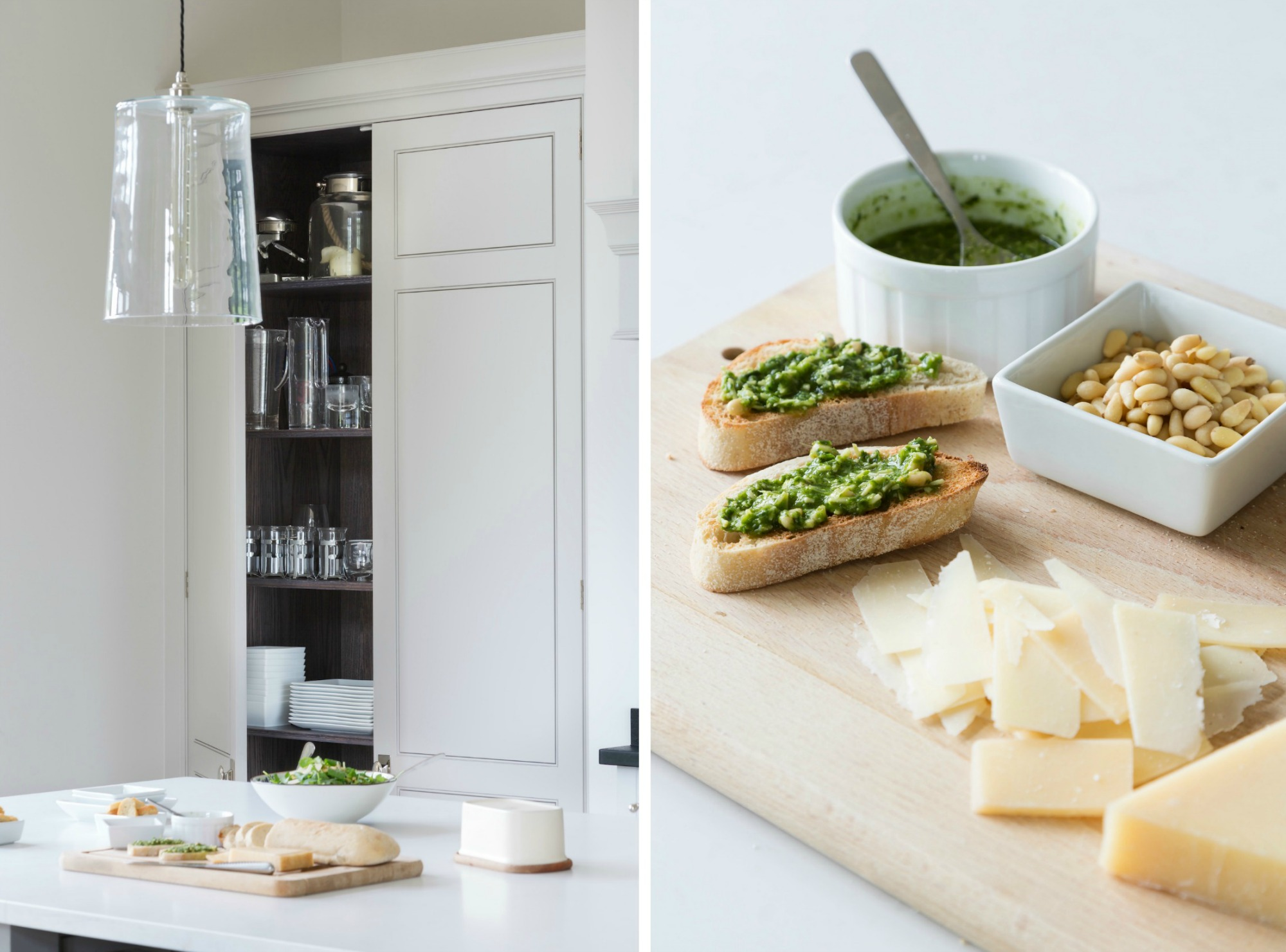 The Grange, Ascot Berkshire – Luxury Bespoke Kitchen – Humphrey Munson