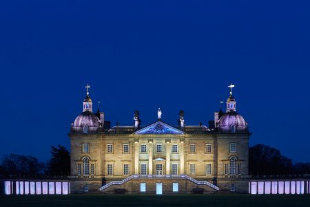 Houghton Hall - Lightscape - Humphrey Munson Blog