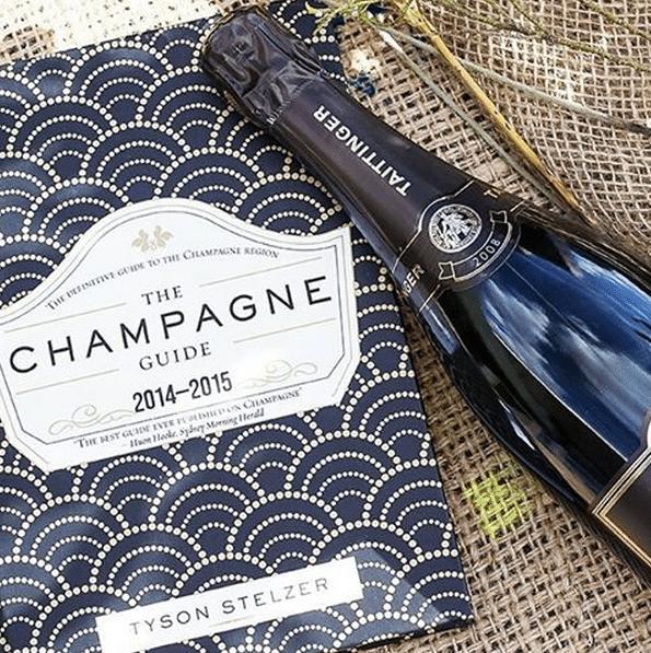 Instagram - Champagne Taittinger