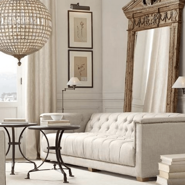 Instagram - Restoration Hardware