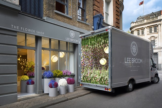 Lee Broom - London Design Festival - Photograph credit Luke Hayes