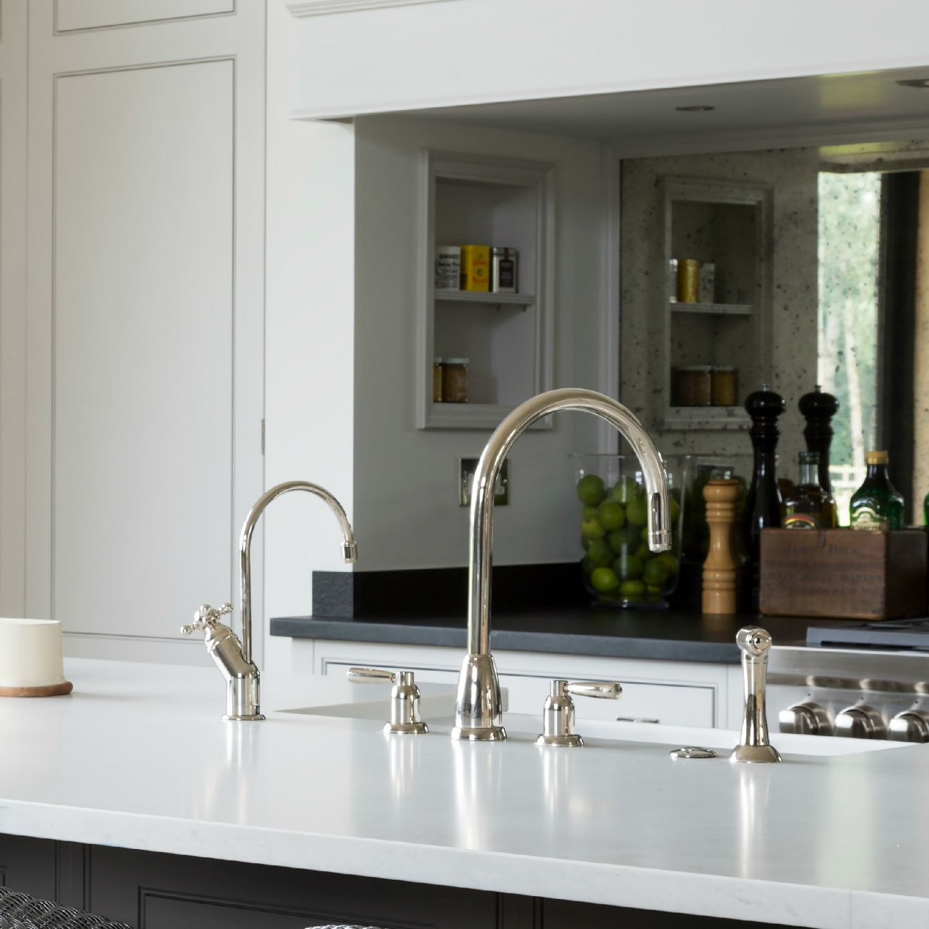 Quooker Boiling Hot Water Tap - Humphrey Munson