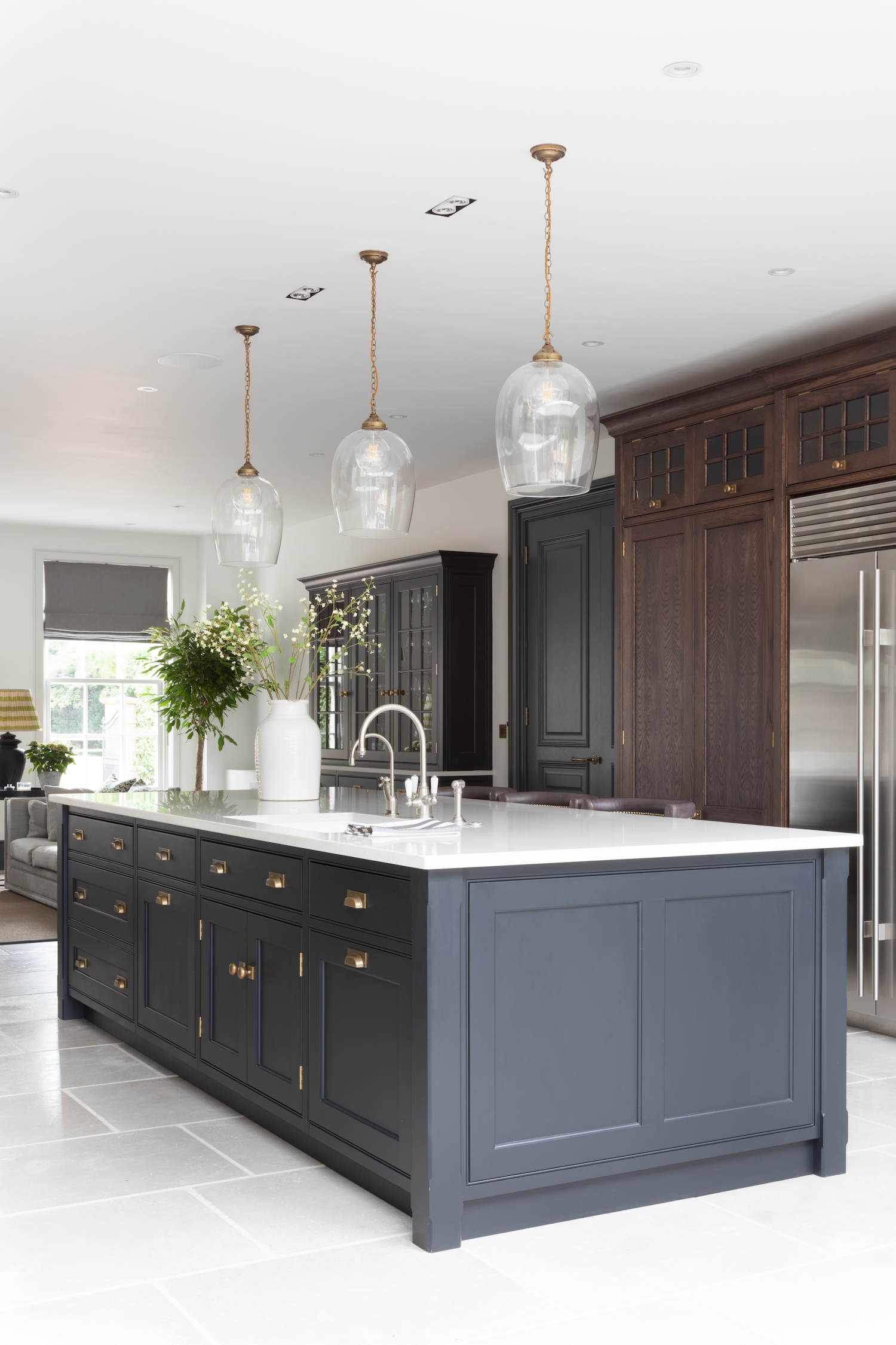 Jim Lawrence Pendant Lighting For Kitchen Islands Humphrey Munson Kitchens