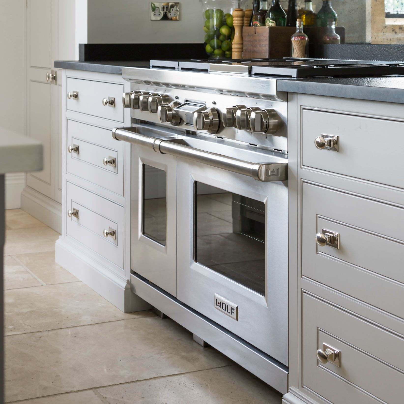 Wolf Range Cooker | The Grange Project