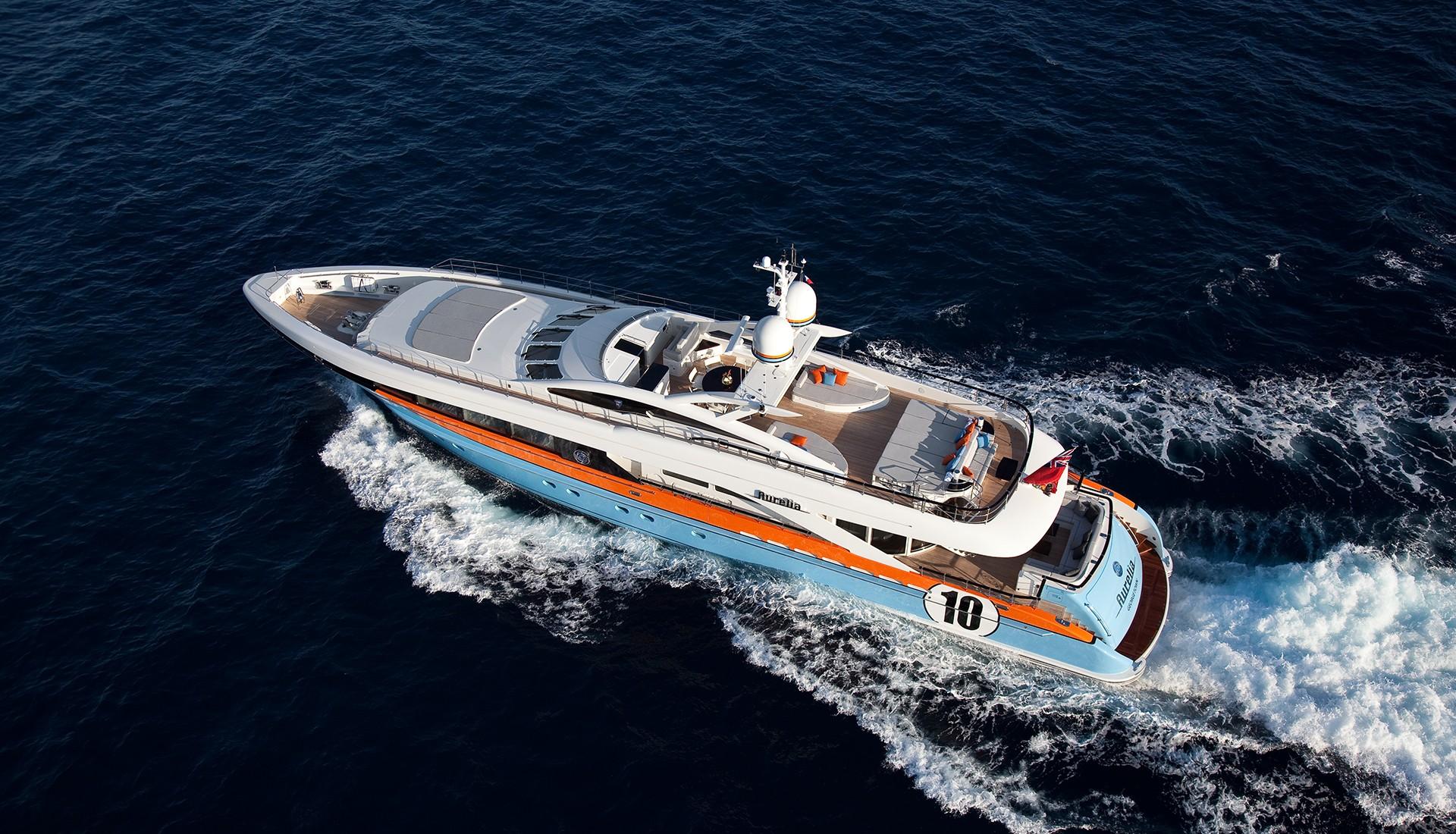 Aurelia by Heesen Yachts