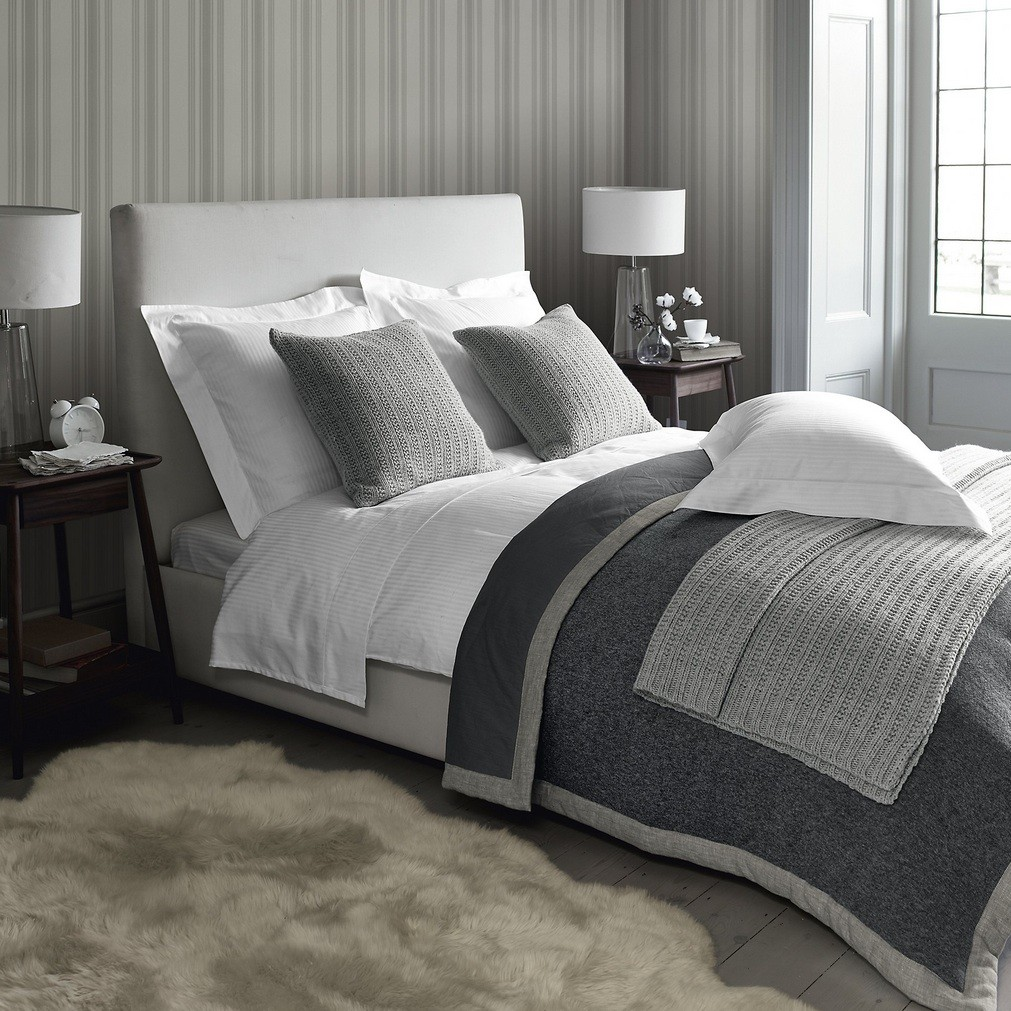 Denver Bed Linen - The White Company - Humphrey Munson