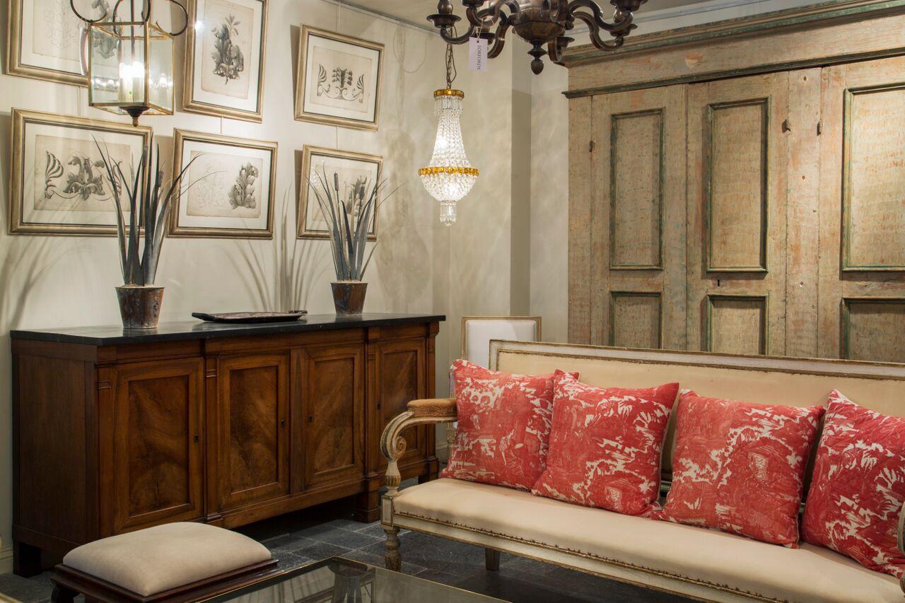 Lorfords Antiques - Babdown Tetbury - Humphrey Munson Blog - Showroom 7