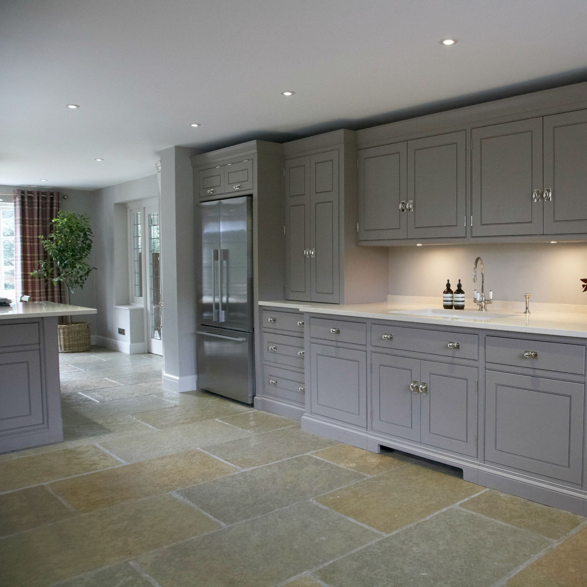 Luxury Bespoke Kitchen, Harpenden - Humphrey Munson