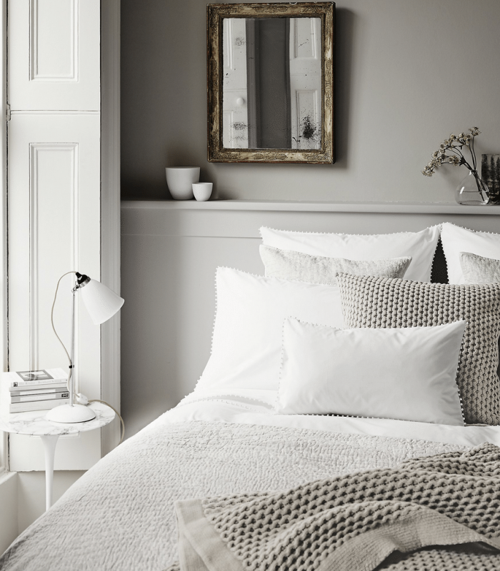 Avignon Bed Collection -White Company- Bedroom Ideas - Humphrey Munson Blog