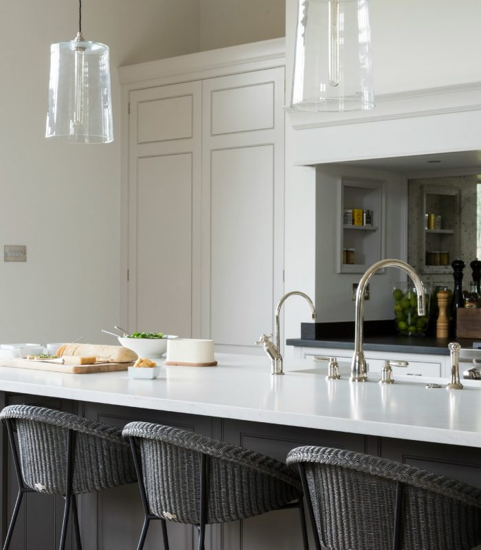 White Kitchen Worktops 6 alternatives to carrara marble worktops