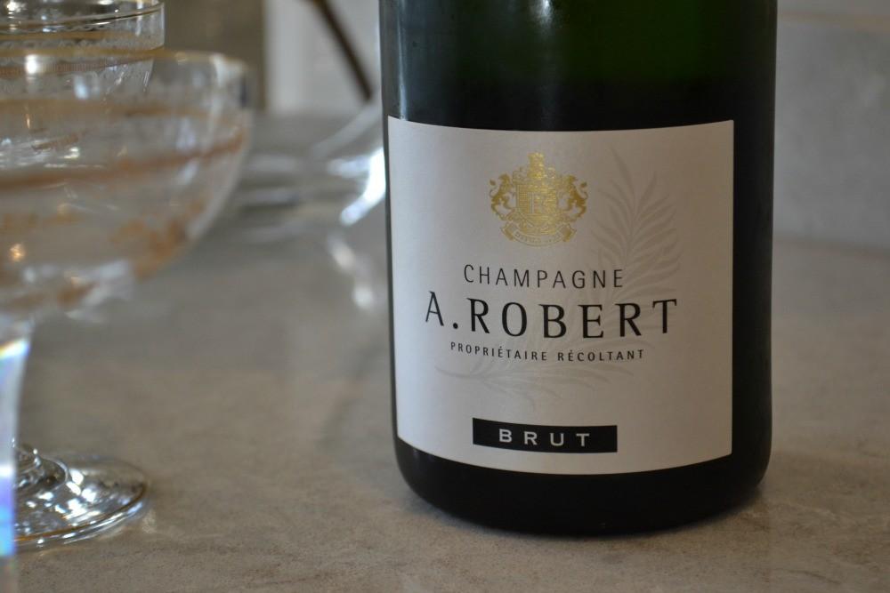 Champagne A. Robert - Perfect Festive Fizz - Humphrey Munson Blog 1