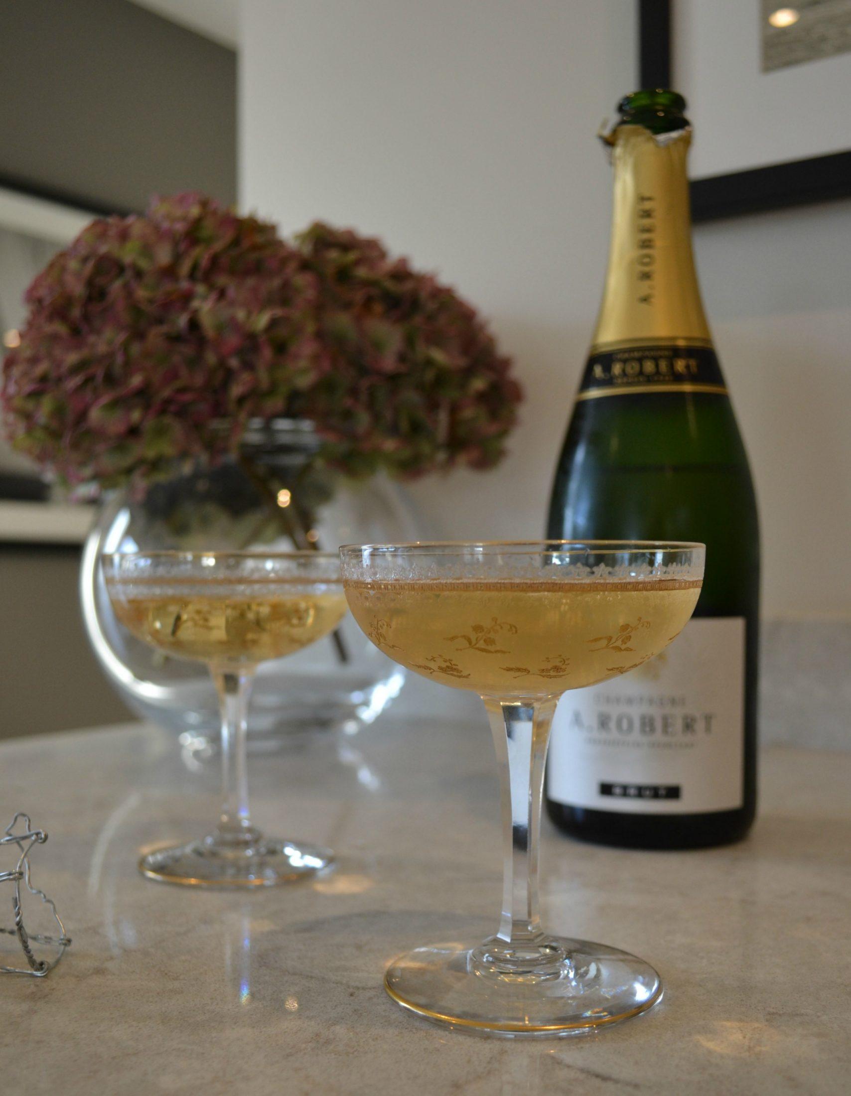 Champagne A. Robert - Perfect Festive Fizz - Humphrey Munson Blog 6