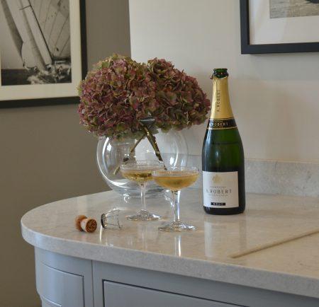 Champagne A. Robert - Perfect Festive Fizz - Humphrey Munson Blog