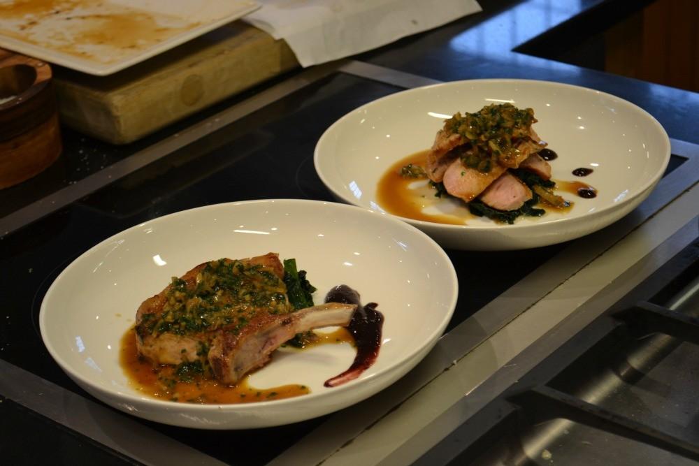 Cooking with Gaggenau - Raymond Blanc Cooker School - Humphrey Munson Blog - Recipes 3