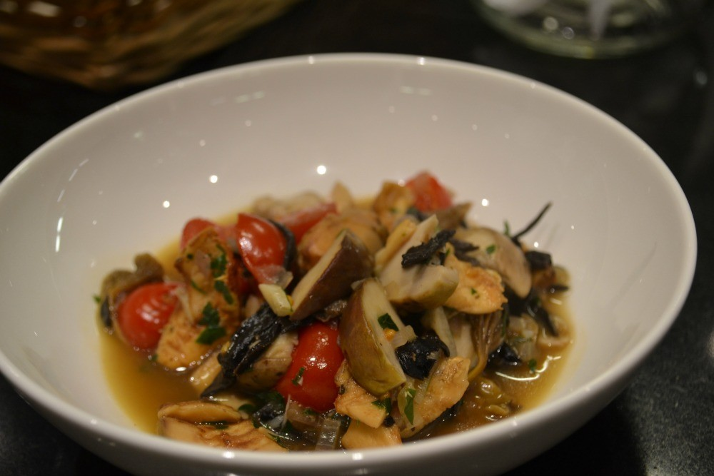 Cooking with Gaggenau - Raymond Blanc Cooker School - Humphrey Munson Blog - Recipes 4