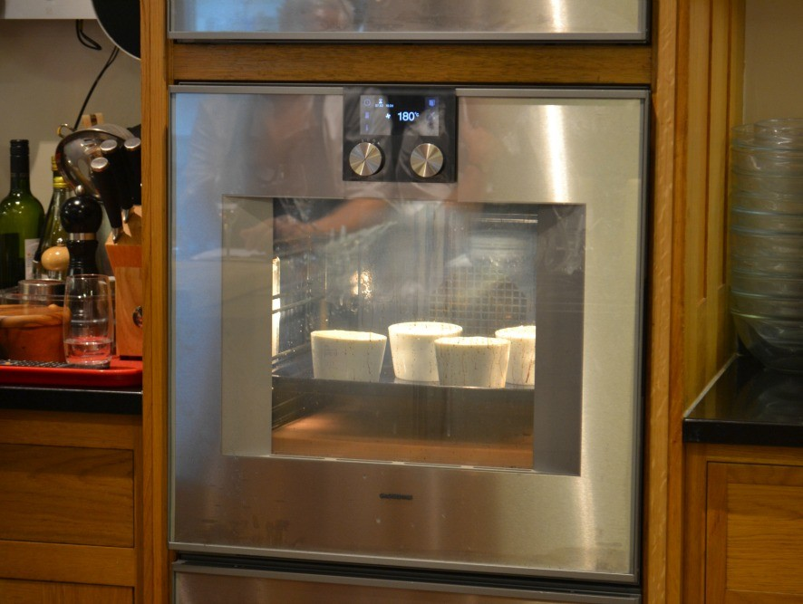 Cooking with Gaggenau - Raymond Blanc Cooker School - Humphrey Munson Blog - Recipes - Souffle 2