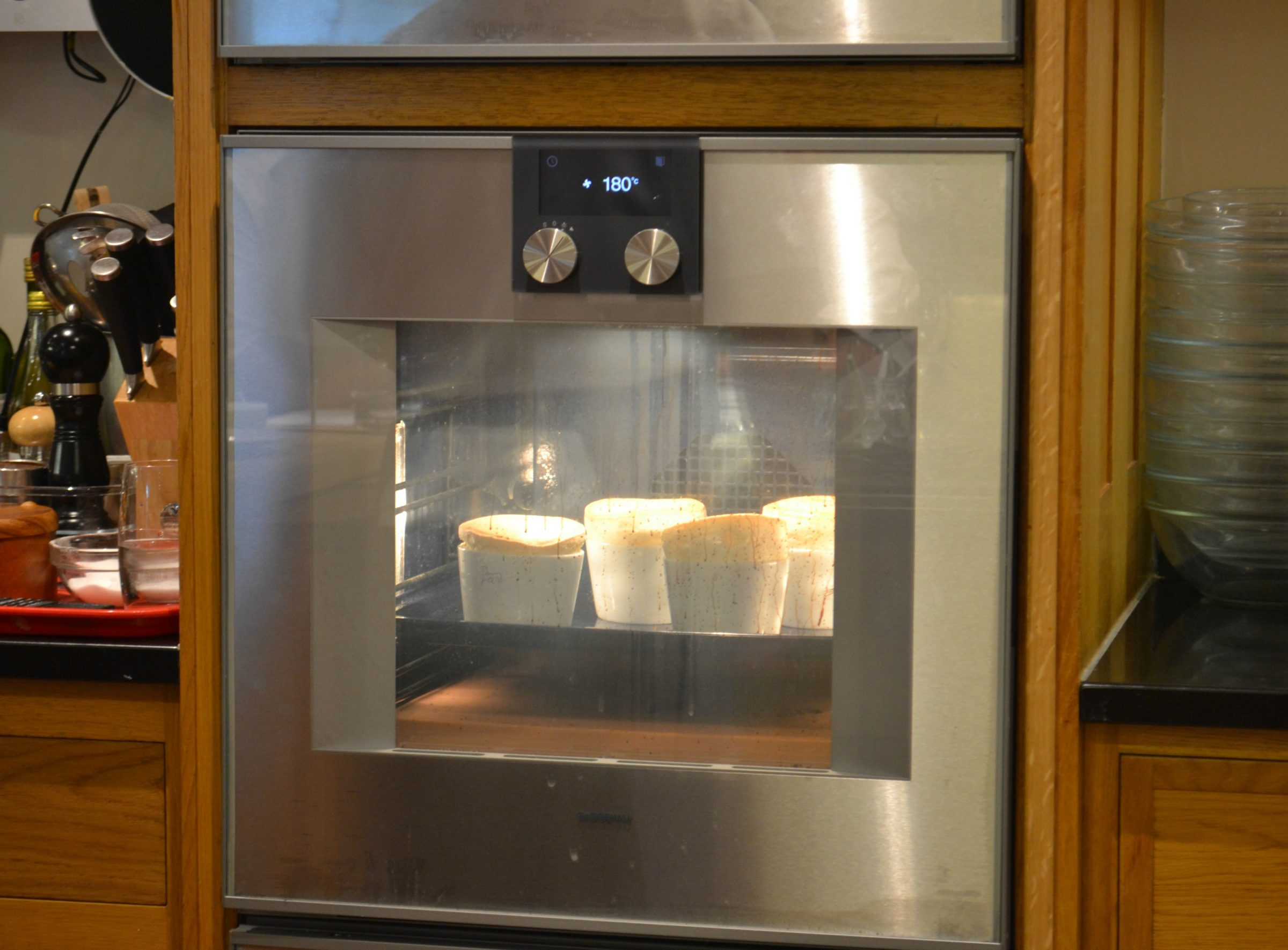 Cooking with Gaggenau - Raymond Blanc Cooker School - Humphrey Munson Blog - Recipes - Souffle 3