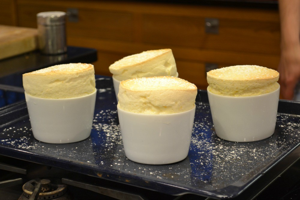 Cooking with Gaggenau - Raymond Blanc Cooker School - Humphrey Munson Blog - Recipes - Souffle 4