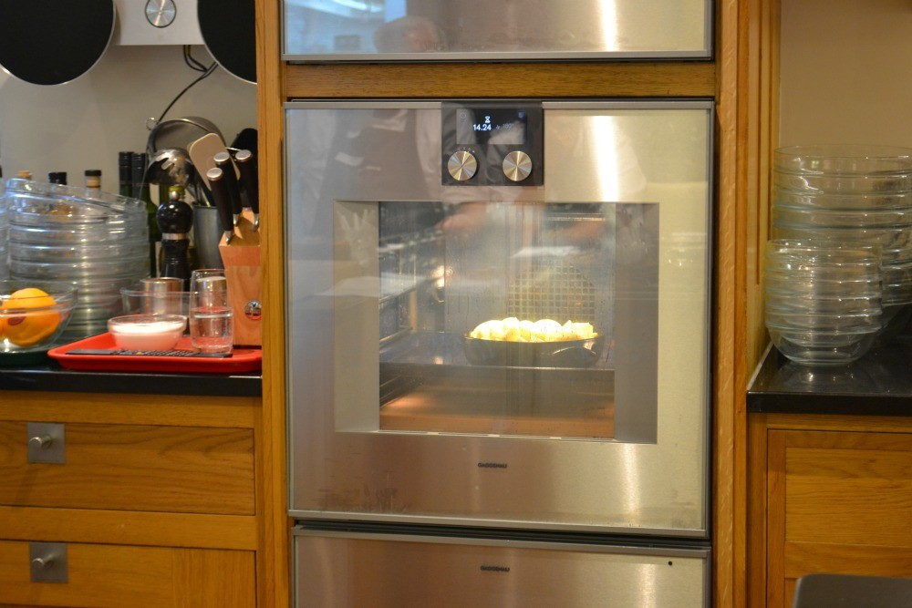 Cooking with Gaggenau at The Raymond Blanc Cookery School - Humphrey Munson Blog 10