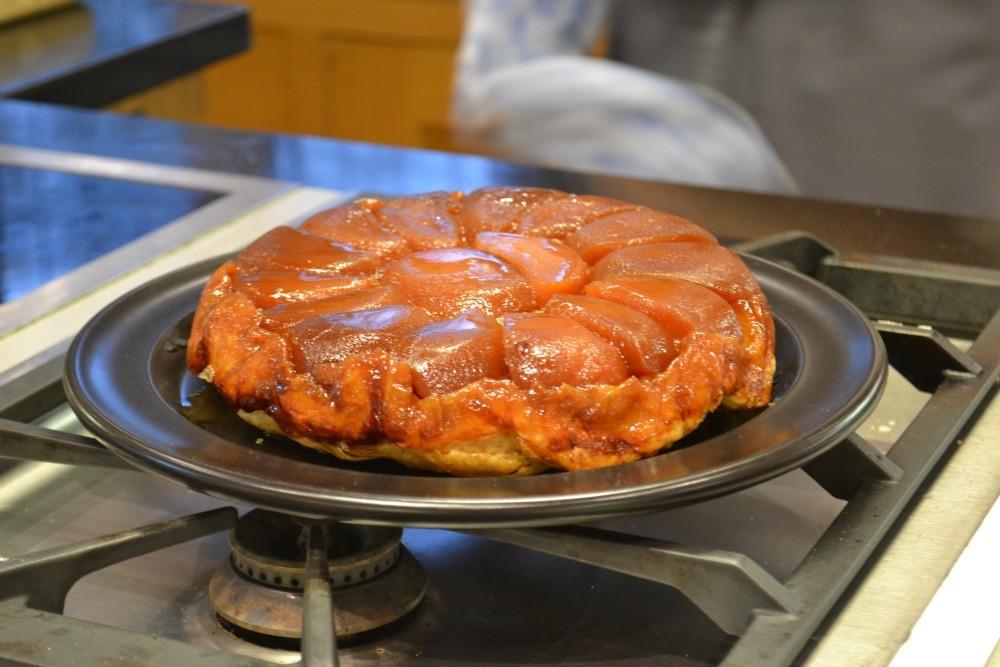 Cooking with Gaggenau at The Raymond Blanc Cookery School - Humphrey Munson Blog 13