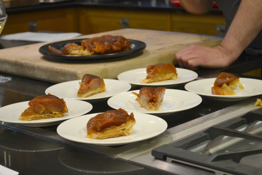 Cooking with Gaggenau at The Raymond Blanc Cookery School - Humphrey Munson Blog 14