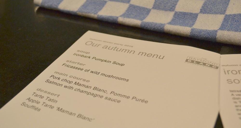 Cooking with Gaggenau at The Raymond Blanc Cookery School - Humphrey Munson Blog 2