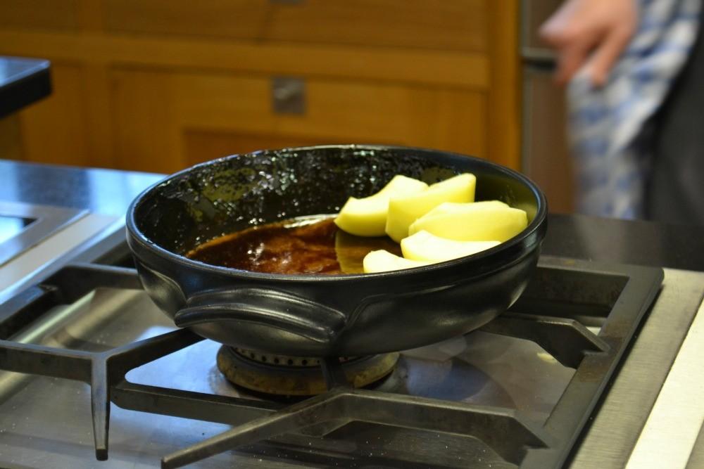 Cooking with Gaggenau at The Raymond Blanc Cookery School - Humphrey Munson Blog 7