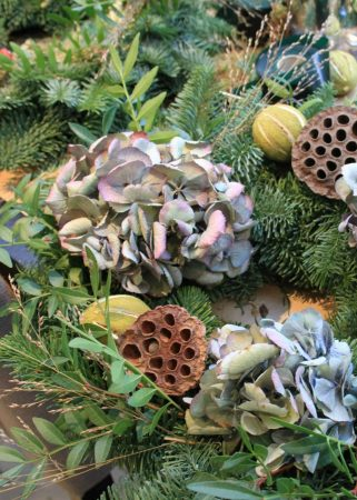 Wild Wood London -Wreath Workshop - Humphrey Munson Blog